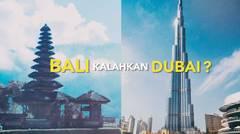 Kalahkan Dubai dan New York, Bali Masuk 5 Destinasi Terbaik Dunia