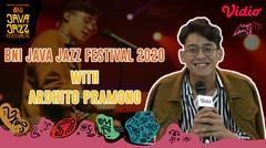 Exclusive Interview With Ardhito Pramono - Java Jazz Festival 2020