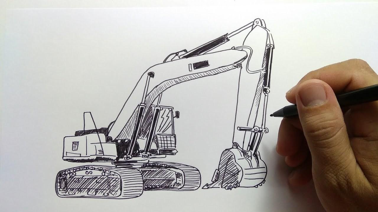 40 trend terbaru gambar kartun sketsa berbagai kendaraan
