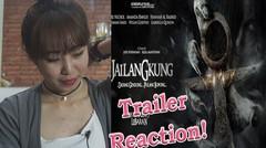JAILANGKUNG (2017) - Trailer Reaction w/ Rena Bachtiar