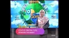 GURUku SBOTV KELAS 4 Tema - BAHASA INDONESIA - 16 November 2020