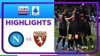Match Highlights | Napoli 1 vs 0 Torino | Serie A 2021/2022