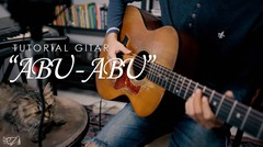 "Tutorial Gitar ""ABU-ABU"" by Freza"