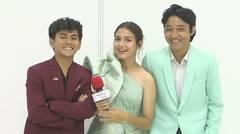 Keseruan Interview Bareng Reybong, Saskia Chadwick, Keisha Alvaro di HUT SCTV - Eksklusif Keseruan NonStop HUT SCTV 31 Xtraordinary