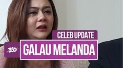 Celeb Update! Hati Jenita Janet Hancur Berkeping-keping Ingat Mantan Suami