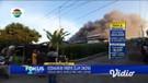 Kebakaran Pabrik Olah Daging di Jombang