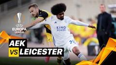Mini Match - AEK Athens vs Leicester City I UEFA Europa League 2020/2021