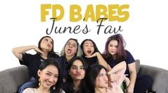 Skincare dan Makeup Favorit FD Babes Bulan Juni!
