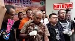 Hot News! Terjaring Narkoba, Tio Pakusadewo Tampil Pakai Rompi Tahanan