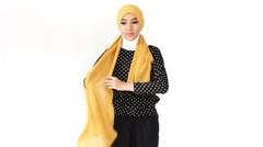 Tutorial Hijab Casual Sehari-hari