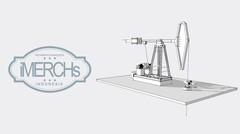 Miniature Project 3D Design - Oil Pump