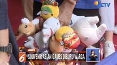 Super Store Official Merchandise Asian Games Jadi Buruan Pengunjung – Liputan6 Siang
