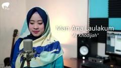 AI KHODIJAH Cover MAN ANA | Pitch Music