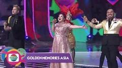 KEREEN!!! 3 GF Eranzz Lambert-Malaysia, Lucky & Joy Tobing-Indonesia Bawa Kembali ke Tahun 80-an - Golden Memories Asia