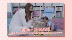 Super Gemas !! Intip Kamar Anak Reisa Broto Asmoro