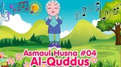 AL-QUDDUS - ASMAUL HUSNA 04 | Diva Bernyanyi | Lagu Anak Channel