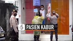 Pasien Suspek Covid-19 Kabur, Sembunyi di Bilik ATM