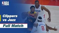 Full Match - LA Clippers vs Utah Jazz I NBA Playoffs 2020/21