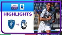 Match Highlights | Empoli 1 vs 4 Atalanta | Serie A 2021/2022