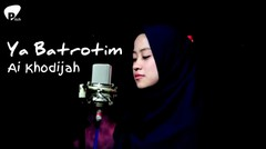 Ai Khodijah Ft Taufiq MD Cover YA BATROTIM | Pitch Music