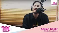 Adrian Khalif on Music Box - Made In Jakarta