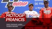 Marquez Juara, Dovizioso Berjuang untuk Posisi Kedua