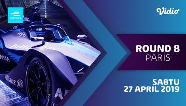 [27 April  21:00] Live Streaming Formula E Round 8 - Paris