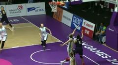 Full Highlight Bola Basket Putri Kazakhstan vs Korea 57 - 85 | Asian Games 2018