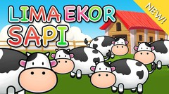 Lagu Anak Indonesia - Lima Ekor Sapi
