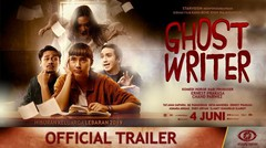 GHOST WRITER  Official Trailer