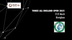 Yonex All England Open 2021 | Promo | BWF 2021