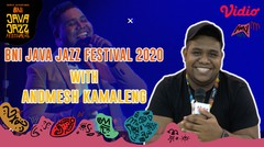Exclusive Interview With Andmesh - Java Jazz Festival 2020