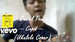 Musik Lagu Cover Indonesia DANIEL POWTER - CUPID (Ukulele Cover) By Gita Gutabarak