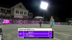 Match Highlights | Ashleigh Barty 2 vs 1 Shelby Rogers | WTA Charleston Open 2021