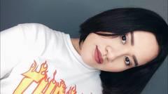 Everyday Makeup Routine (ft. nu short hair!)   Kevina Christina