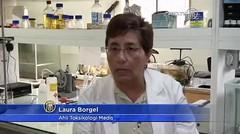 Ahli Biologi Chili Kembangkan Deterjen Anti-Nyamuk