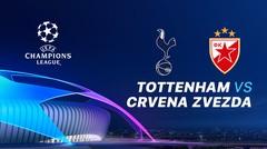 Full Match - Tottenham vs Crvena Zvezda I UEFA Champions League 2019/2020