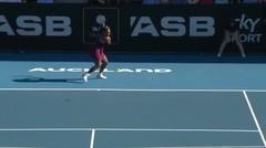 Match Highlight | Serena Williams 2 vs 0 Jessica Pegula | WTA Auckland International 2020