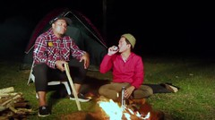 #CeritaJadiLagu W/ Budi Doremi waktu #CampingBareng (Makin Syahdu)!! Part 3/6