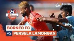 Mini Match - Borneo FC 2 vs 1 Persela Lamongan | Shopee Liga 1 2020