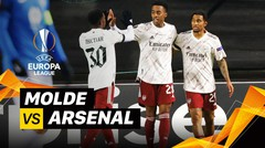 Mini Match - Molde vs Arsenal I UEFA Europa League 2020/2021
