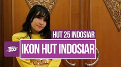 Celeb Update! Via Vallen Jadi Ikon di Pesta Perak | HUT 25 Indosiar