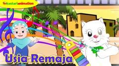 USIA REMAJA | Lagu Kisah Nabi bersama Diva | Kastari Animation