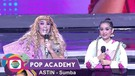 Percaya Diri!! Pinkan Mambo Cantiknya Sama Dengan Astin (Sumba)!! Masa Sih?! | Pop Academy 2020
