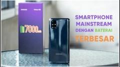 Review Samsung Galaxy M51, Smartphone Mainstream dengan Baterai Terbesar