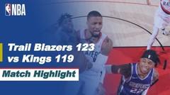 Match Highlight | Portland Trail Blazers 123 vs 119 Sacramento Kings | NBA Regular Season 2020/21