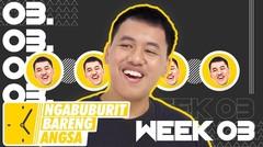 ANGSA MARAH DIBILANG LEBIH CUPU DARI UDIL - NGABUBURIT BARENG ANGSA WEEK 3