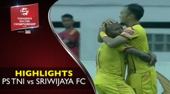 PS TNI Vs Sriwijaya FC 2-5: Airlangga Sucipto Tampil Mengesankan