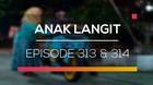 Anak Langit - Episode 313 dan 314