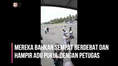 PENUMPANG SRIWIJAYA AIR MEMAKSA TURUN KARENA DURIAN 3 TON !!1